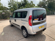 Fiat Doblo 2016 EASY wheelchair & scooter accessible vehicle WAV 16