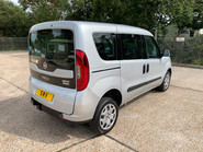 Fiat Doblo 2016 EASY wheelchair & scooter accessible vehicle WAV 2