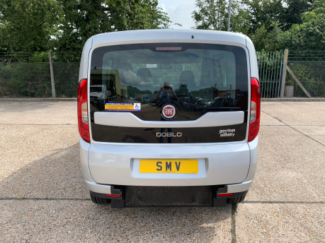 Fiat Doblo 2016 EASY wheelchair & scooter accessible vehicle WAV 3