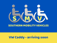 Volkswagen Caddy 2014 C20 LIFE TDI wheelchair accessible vehicle WAV 1
