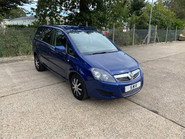 Vauxhall Zafira 2011 EXCLUSIV wheelchair & scooter accessible vehicle WAV 1