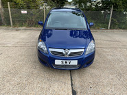 Vauxhall Zafira 2011 EXCLUSIV wheelchair & scooter accessible vehicle WAV 2