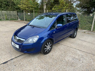 Vauxhall Zafira 2011 EXCLUSIV wheelchair & scooter accessible vehicle WAV 3