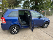 Vauxhall Zafira 2011 EXCLUSIV wheelchair & scooter accessible vehicle WAV 23