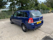 Vauxhall Zafira 2011 EXCLUSIV wheelchair & scooter accessible vehicle WAV 21