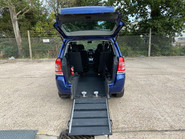 Vauxhall Zafira 2011 EXCLUSIV wheelchair & scooter accessible vehicle WAV 6