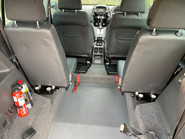 Vauxhall Zafira 2011 EXCLUSIV wheelchair & scooter accessible vehicle WAV 8