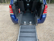 Vauxhall Zafira 2011 EXCLUSIV wheelchair & scooter accessible vehicle WAV 7