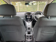 Vauxhall Zafira 2011 EXCLUSIV wheelchair & scooter accessible vehicle WAV 9