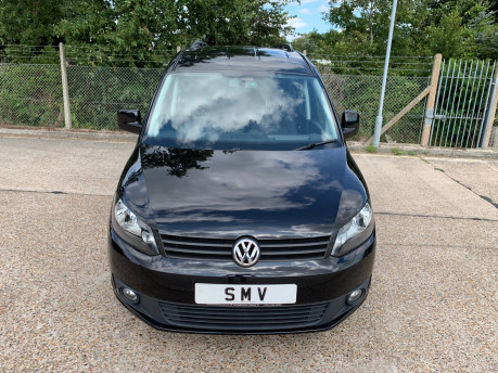 Volkswagen Caddy Maxi Life C20 LIFE TDI wheelchair accessible vehicle WAV 11