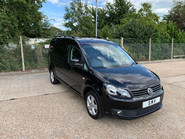 Volkswagen Caddy Maxi Life C20 LIFE TDI wheelchair accessible vehicle WAV 12