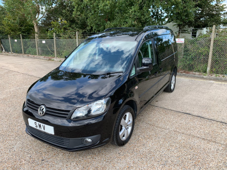 Volkswagen Caddy Maxi Life C20 LIFE TDI wheelchair accessible vehicle WAV 2