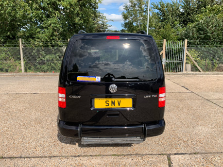 Volkswagen Caddy Maxi Life C20 LIFE TDI wheelchair accessible vehicle WAV 3