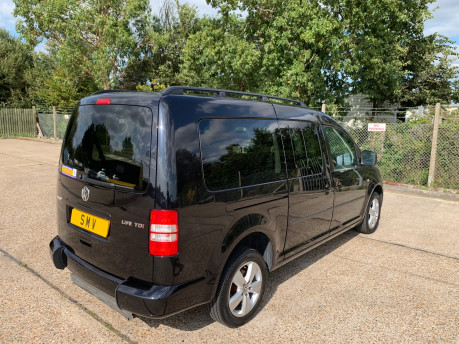 Volkswagen Caddy Maxi Life C20 LIFE TDI wheelchair accessible vehicle WAV 15