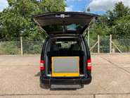 Volkswagen Caddy Maxi Life C20 LIFE TDI wheelchair accessible vehicle WAV 4
