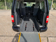 Volkswagen Caddy Maxi Life C20 LIFE TDI wheelchair accessible vehicle WAV 6