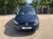 Volkswagen Caddy Maxi 2014 C20 LIFE TDI wheelchair & scooter accessible vehicle WAV 15