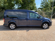 Volkswagen Caddy Maxi 2014 C20 LIFE TDI wheelchair & scooter accessible vehicle WAV 17
