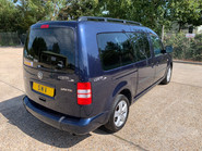 Volkswagen Caddy Maxi 2014 C20 LIFE TDI wheelchair & scooter accessible vehicle WAV 18