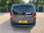 Peugeot Partner 2014 E-HDI TEPEE S wheelchair accessible vehicle WAV 3