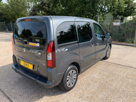 Peugeot Partner 2014 E-HDI TEPEE S wheelchair accessible vehicle WAV 21