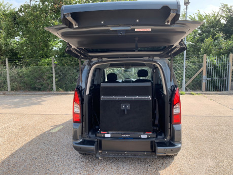Peugeot Partner 2014 E-HDI TEPEE S wheelchair accessible vehicle WAV 6