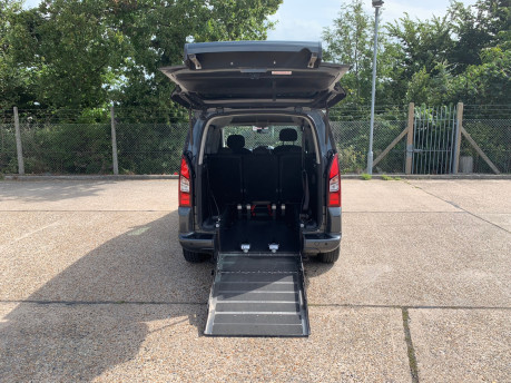 Peugeot Partner 2014 E-HDI TEPEE S wheelchair accessible vehicle WAV 7