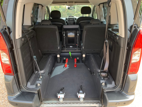 Peugeot Partner 2014 E-HDI TEPEE S wheelchair accessible vehicle WAV 9