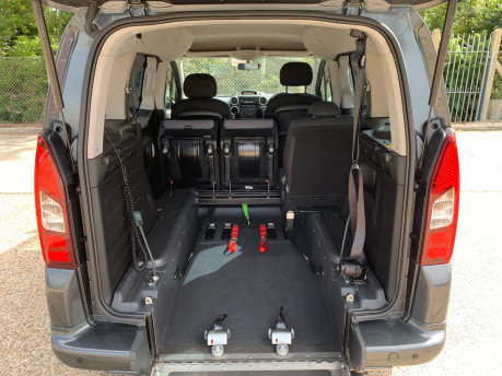 Peugeot Partner 2014 E-HDI TEPEE S wheelchair accessible vehicle WAV 10