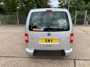 Volkswagen Caddy Life 2016 C20 LIFE TDI wheelchair & scooter accessible vehicle WAV 3