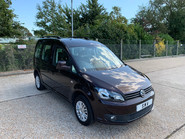 Volkswagen Caddy Life 2014 C20 LIFE TDI wheelchair & scooter accessible vehicle WAV 13