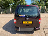 Volkswagen Caddy Life 2014 C20 LIFE TDI wheelchair & scooter accessible vehicle WAV 3