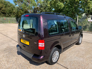 Volkswagen Caddy Life 2014 C20 LIFE TDI wheelchair & scooter accessible vehicle WAV 15