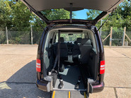 Volkswagen Caddy Life 2014 C20 LIFE TDI wheelchair & scooter accessible vehicle WAV 6