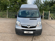 Vauxhall Vivaro 2012 2900 CDTI H/R wheelchair accessible vehicle WAV 16