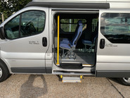 Vauxhall Vivaro 2012 2900 CDTI H/R wheelchair accessible vehicle WAV 3