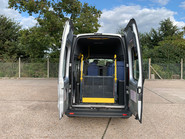 Vauxhall Vivaro 2012 2900 CDTI H/R wheelchair accessible vehicle WAV 5