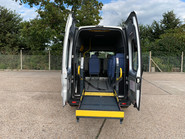 Vauxhall Vivaro 2012 2900 CDTI H/R wheelchair accessible vehicle WAV 6