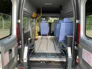 Vauxhall Vivaro 2012 2900 CDTI H/R wheelchair accessible vehicle WAV 9