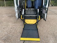 Vauxhall Vivaro 2012 2900 CDTI H/R wheelchair accessible vehicle WAV 8