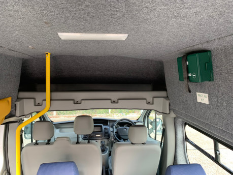 Vauxhall Vivaro 2012 2900 CDTI H/R wheelchair accessible vehicle WAV 12