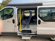 Vauxhall Vivaro 2012 2900 CDTI H/R wheelchair accessible vehicle WAV 14