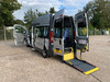 Vauxhall Vivaro 2012 2900 CDTI H/R wheelchair accessible vehicle WAV