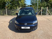 Volkswagen Caddy Life 2014 C20 LIFE TDI wheelchair & scooter accessible vehicle WAV 22