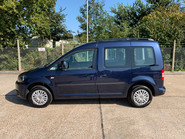 Volkswagen Caddy Life 2014 C20 LIFE TDI wheelchair & scooter accessible vehicle WAV 20