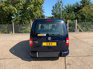 Volkswagen Caddy Life 2014 C20 LIFE TDI wheelchair & scooter accessible vehicle WAV 2