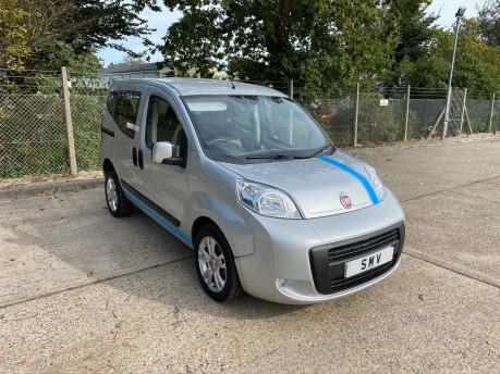 Fiat Qubo 2014 MULTIJET MYLIFE wheelchair & scooter accessible vehicle WAV 1