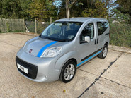 Fiat Qubo 2014 MULTIJET MYLIFE wheelchair & scooter accessible vehicle WAV 3