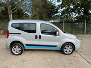 Fiat Qubo 2014 MULTIJET MYLIFE wheelchair & scooter accessible vehicle WAV 26