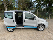 Fiat Qubo 2014 MULTIJET MYLIFE wheelchair & scooter accessible vehicle WAV 25